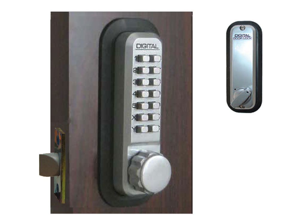 Lockey 2230 Latchbolt Keypad Lock