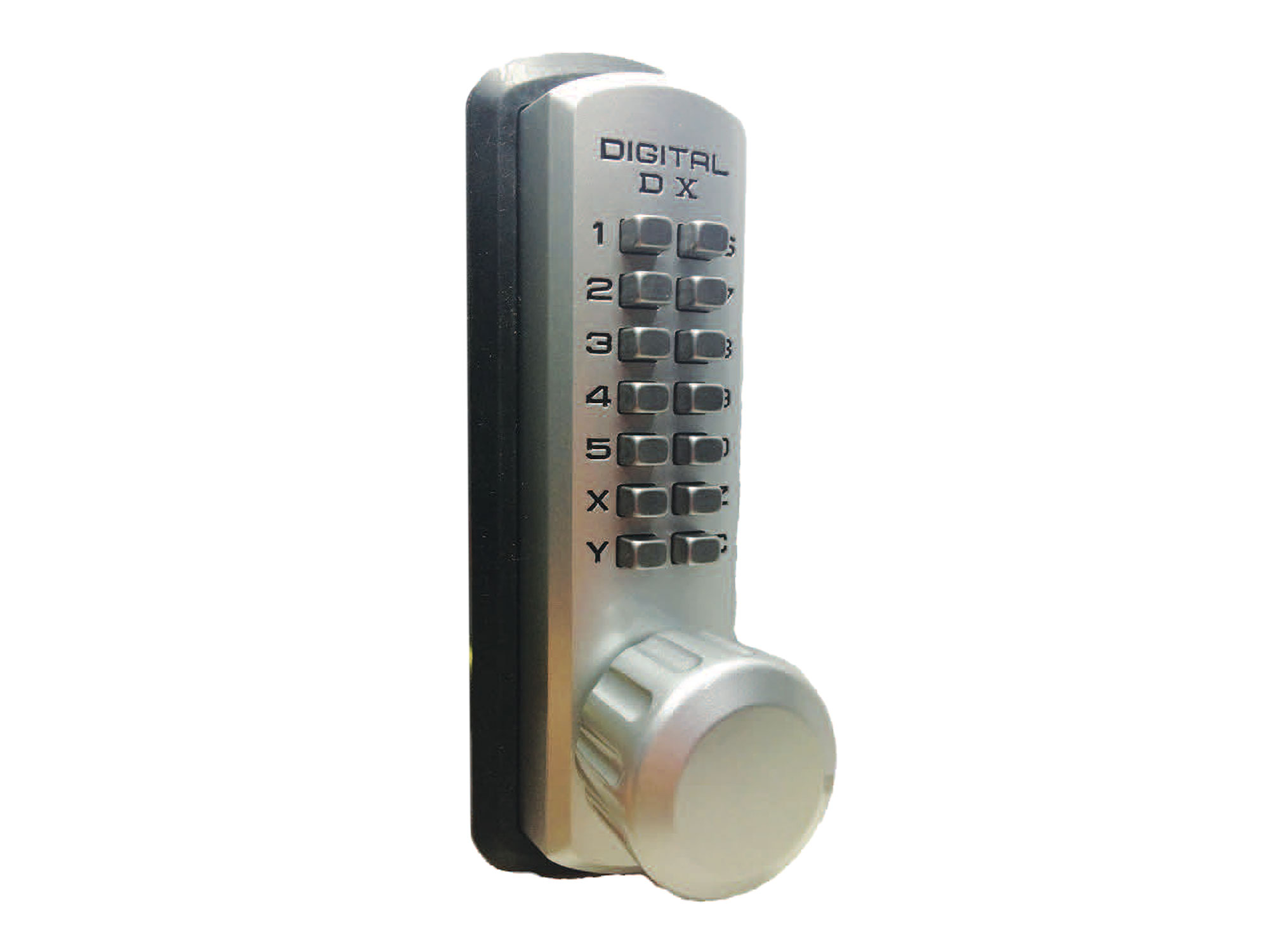 Lockey 310P Marine-Grade Heavy-Duty Panic-Bar Keypad Lock