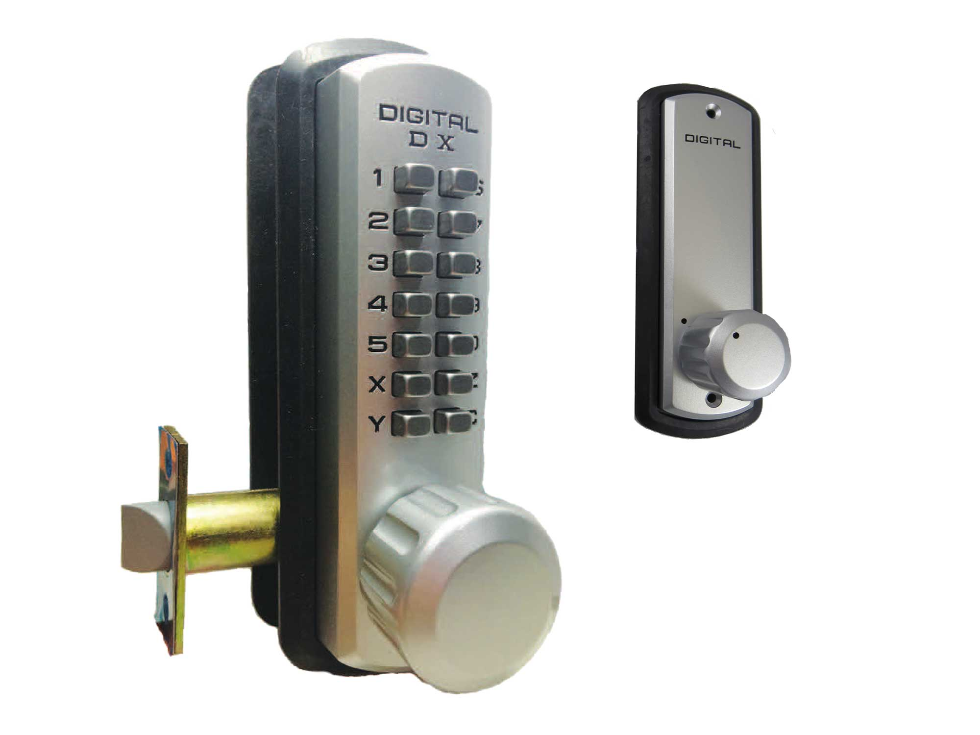 Lockey 3230 Marine-Grade Latchbolt Keypad Lock