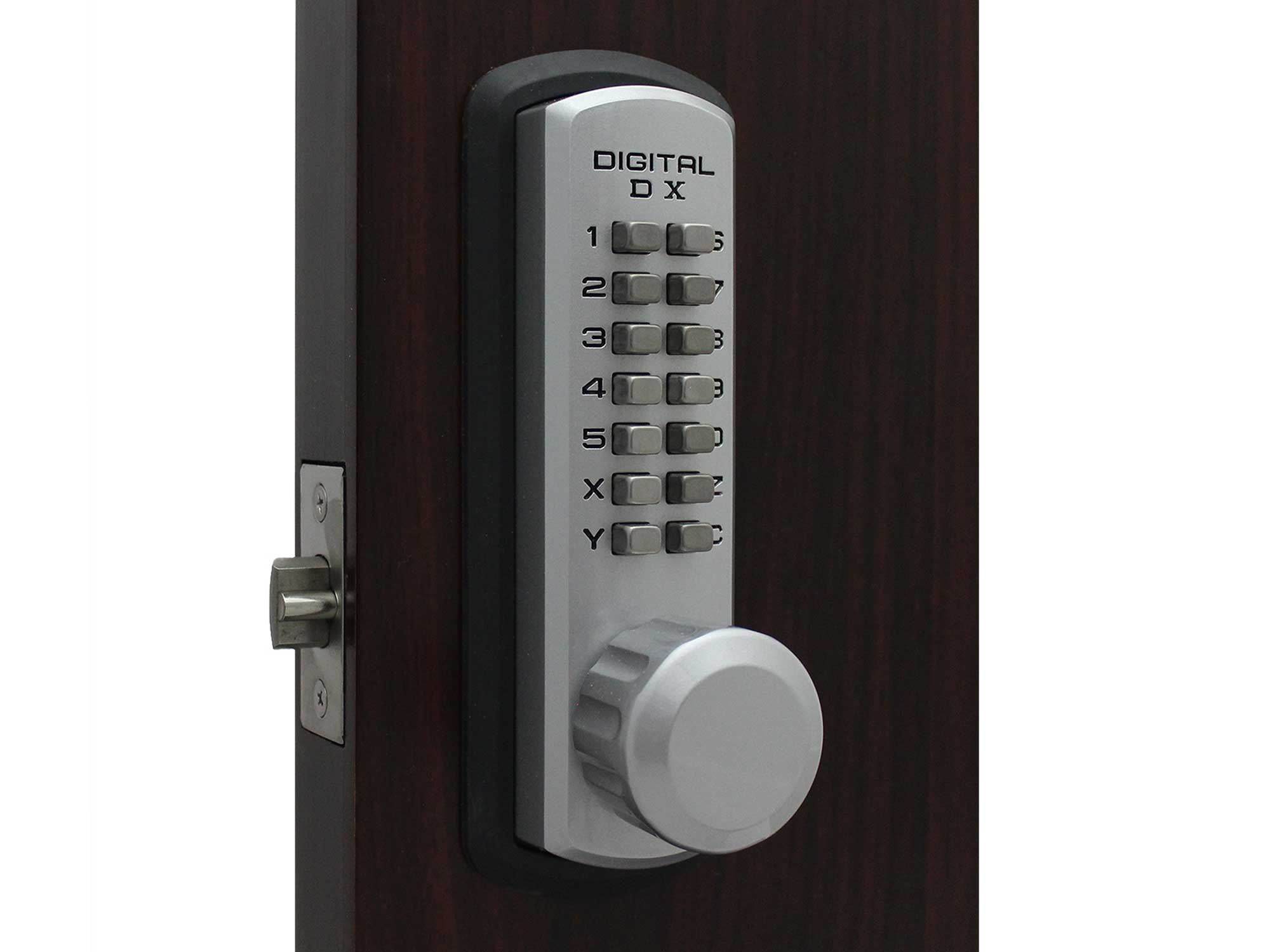 Lockey 3230 Marine-Grade Heavy-Duty Latchbolt Keypad Lock
