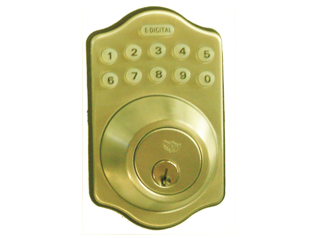 Lockey E910 Electronic Deadbolt Lock