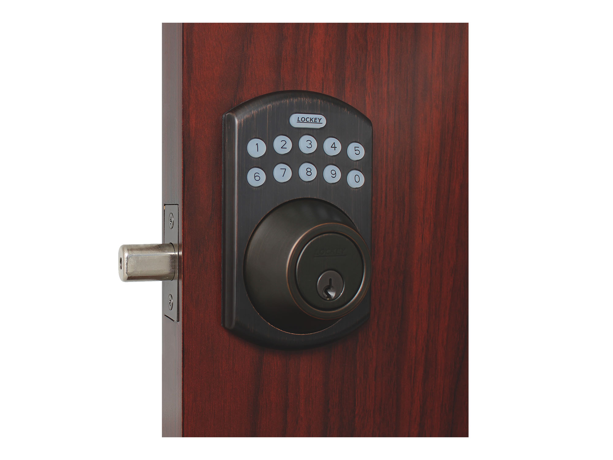 Lockey E915 Electronic Deadbolt Lock