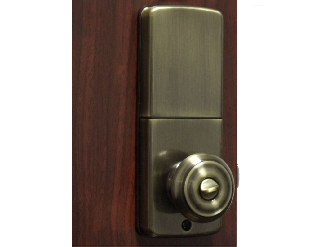 Lockey E930 Electronic Knob-Handle Latchbolt Lock
