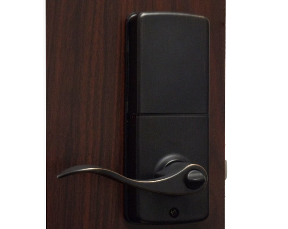 Lockey E985 Electronic Lever-Handle Latchbolt Lock (E-Digital)