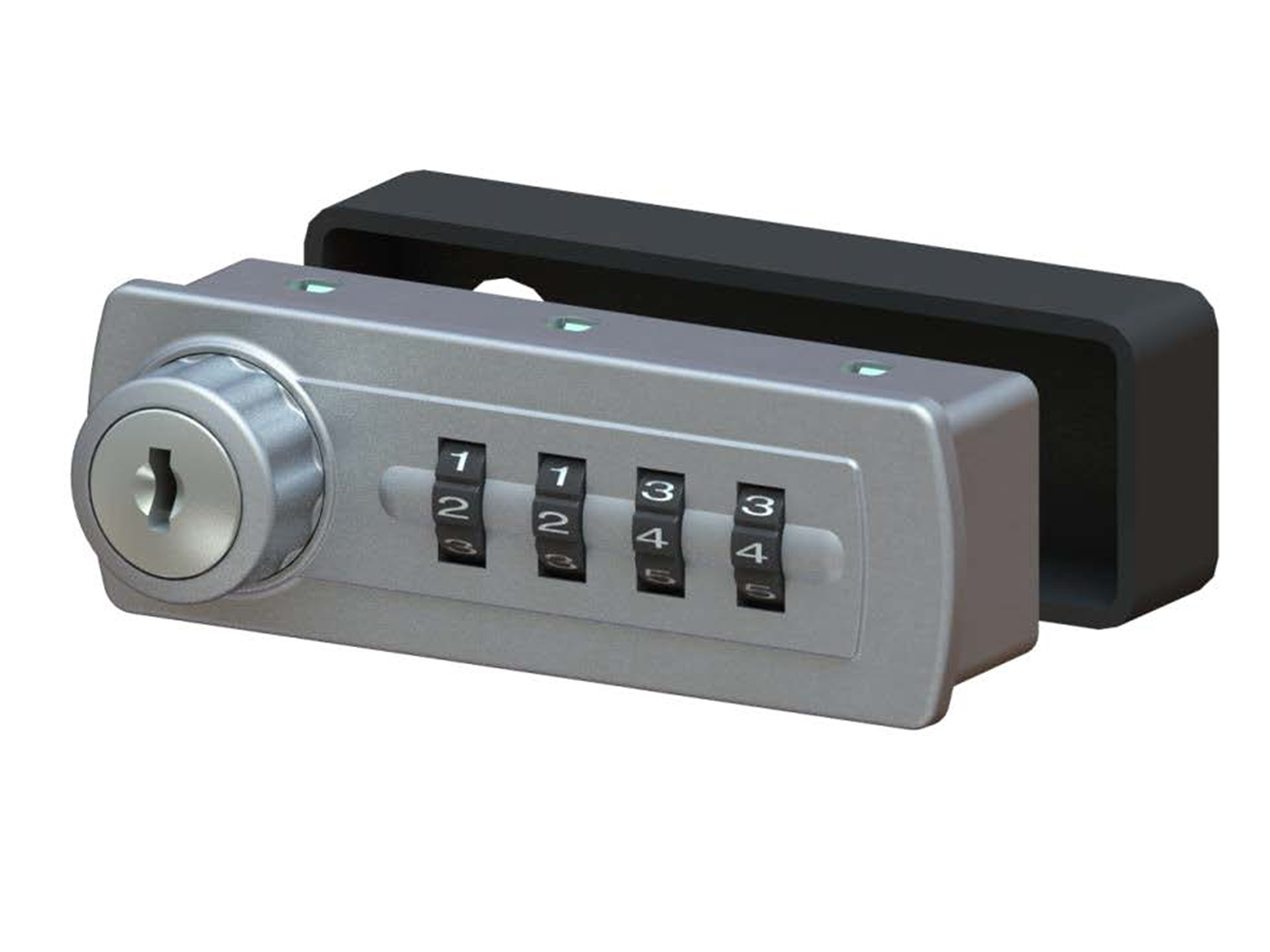 Lockey GM270 Mechanical Cabinet/Locker Lock (Gemini)