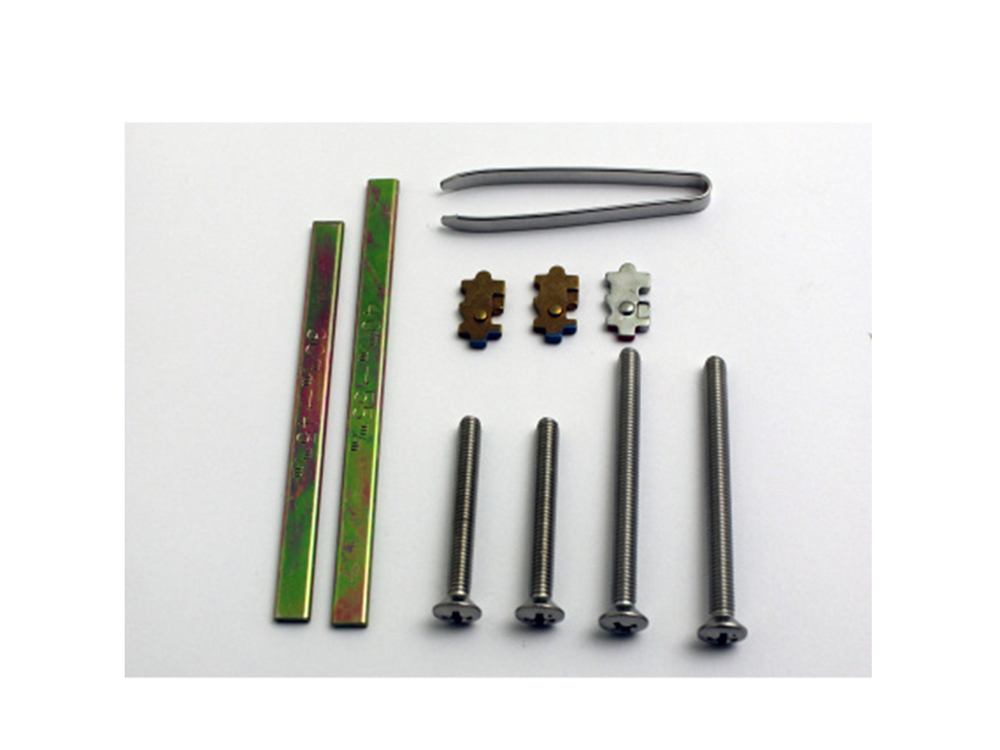 Lockey Replacement Screw, Spindle, & Tumbler Kit