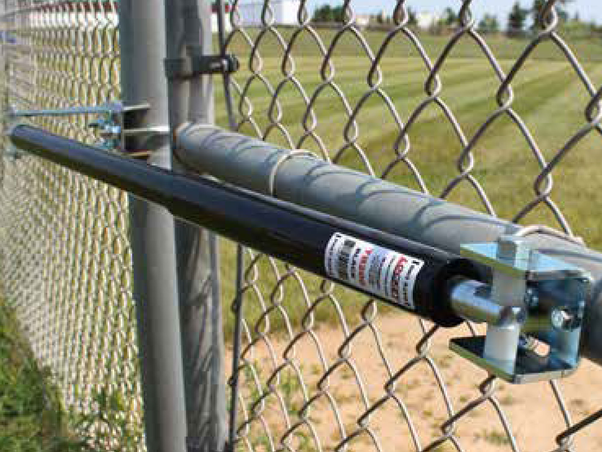 Lockey TB-LINX Mounting Kit for Chain Link Fence Gates