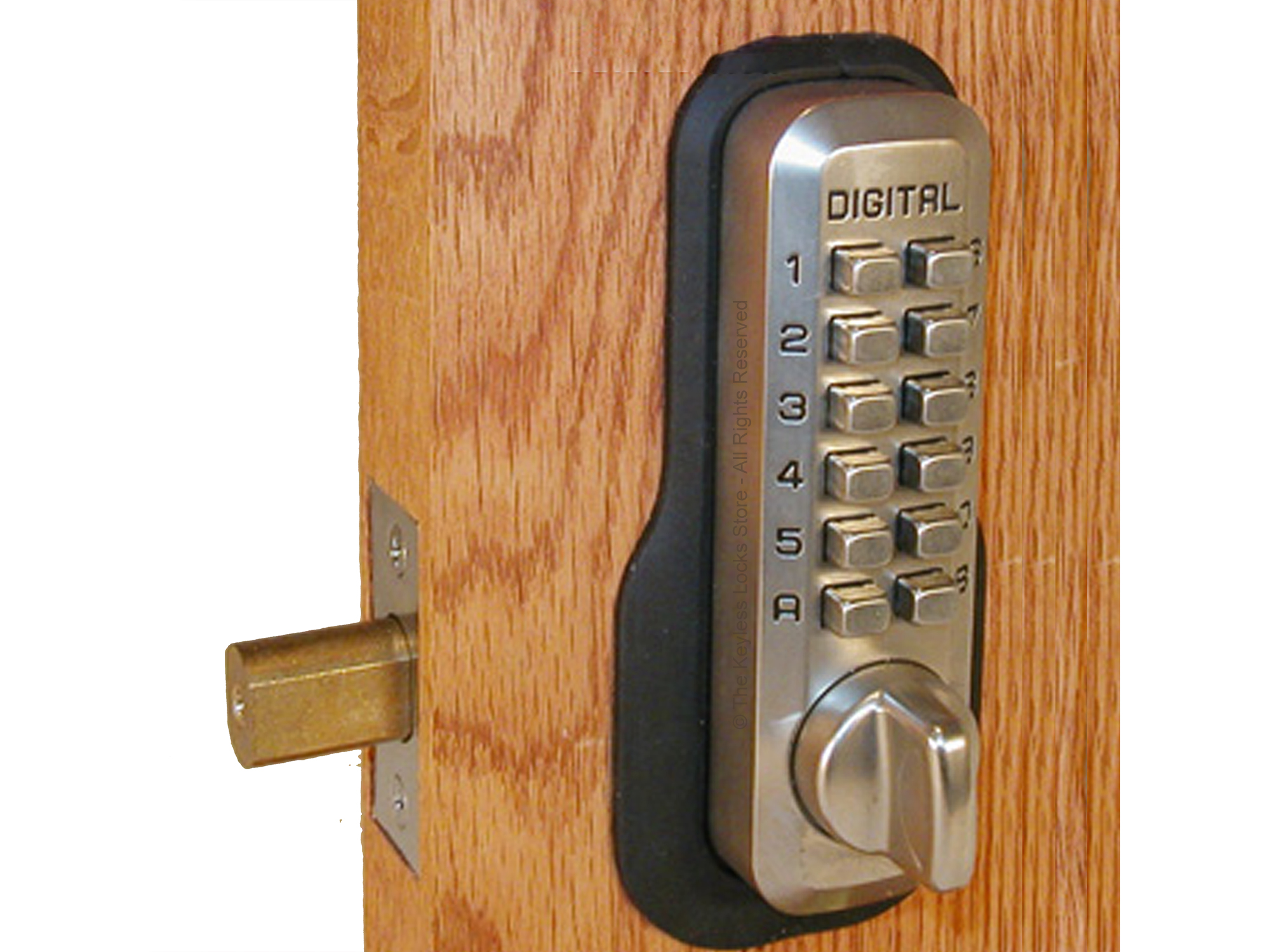 Lockey M210 Deadbolt Keypad Lock