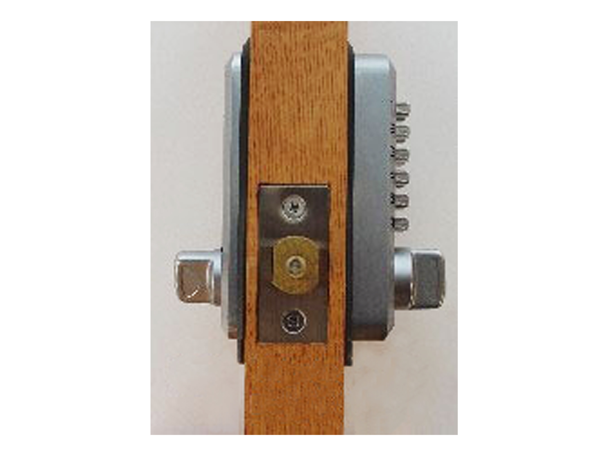 Lockey M210 Deadbolt Keypad Lock - Click Image to Close