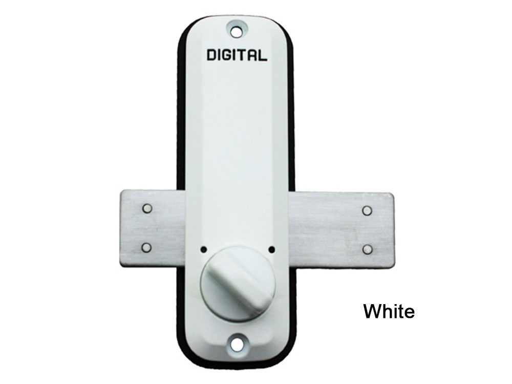 Lockey M220 Surface-Mount Slide-Bar Keypad Lock - Click Image to Close