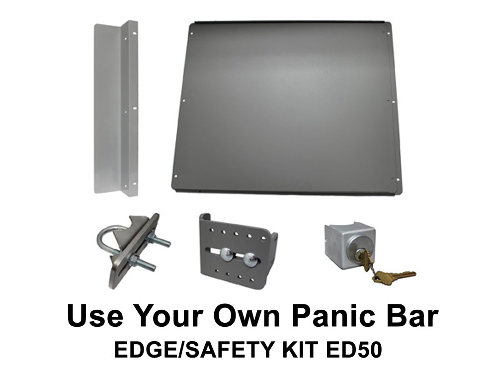 Lockey Panic Shield Kits: EDGE/SAFETY (ED50 to ED55) - Click Image to Close