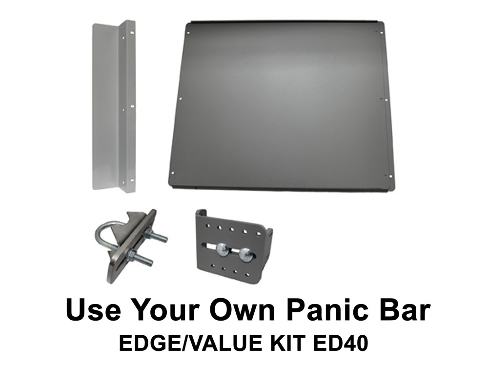 Lockey Panic Shield Kits: EDGE/VALUE (ED40 to ED45) - Click Image to Close