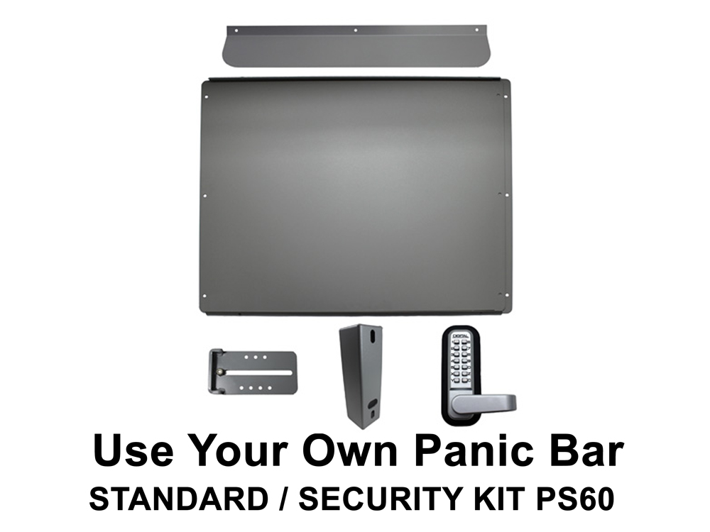 Lockey Panic Shield Kits: STANDARD/SECURITY (PS60 to PS65) - Click Image to Close