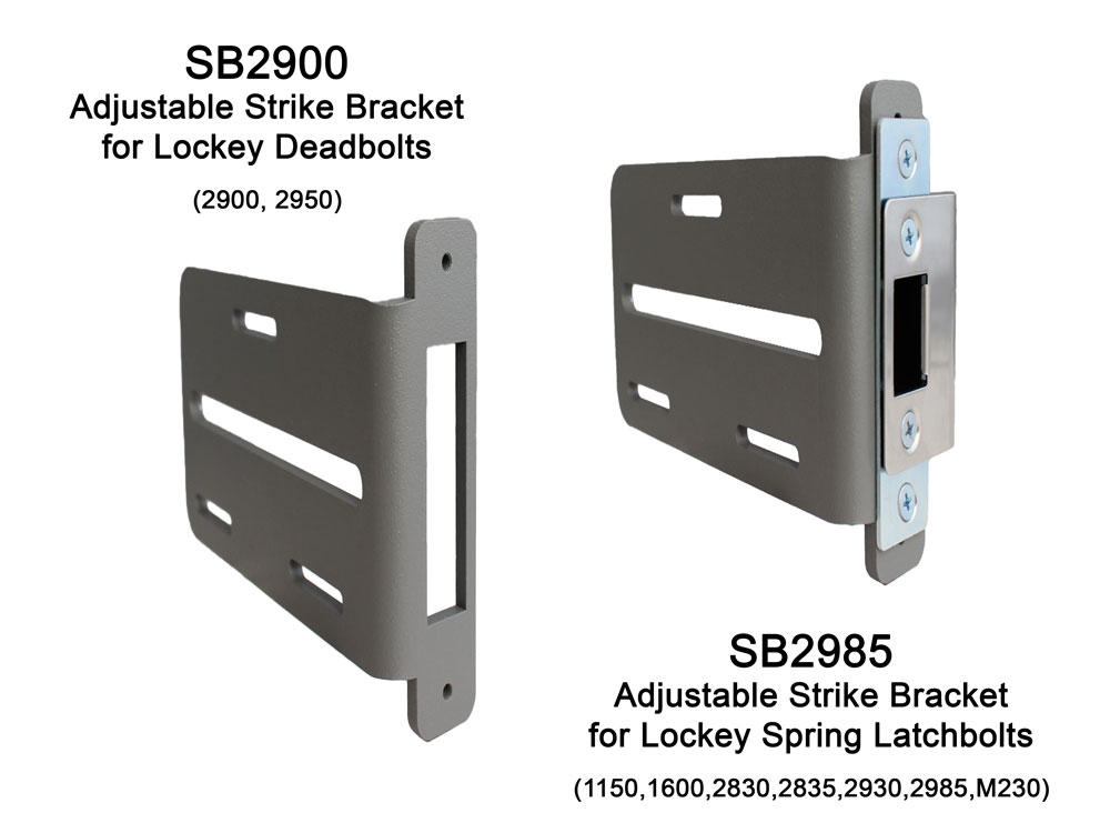 Lockey Strike Brackets for 2900, 2950, 2930, and 2985