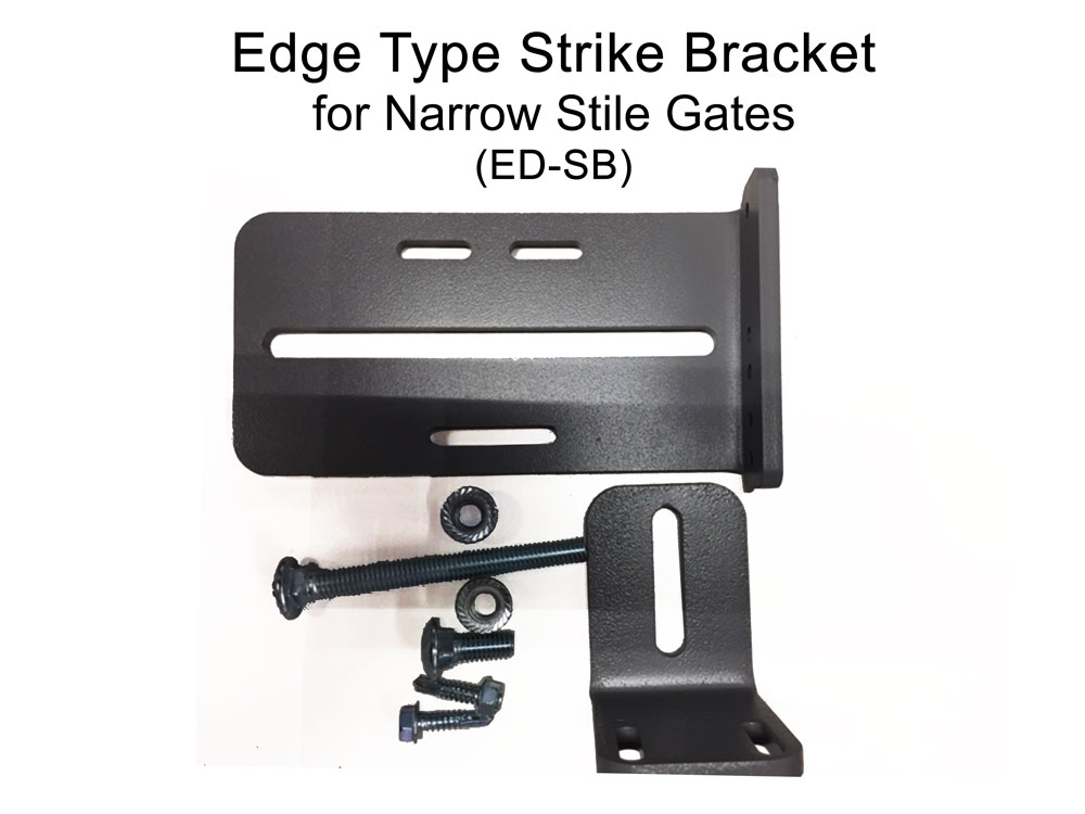 Lockey Strike Brackets for Panic Bars