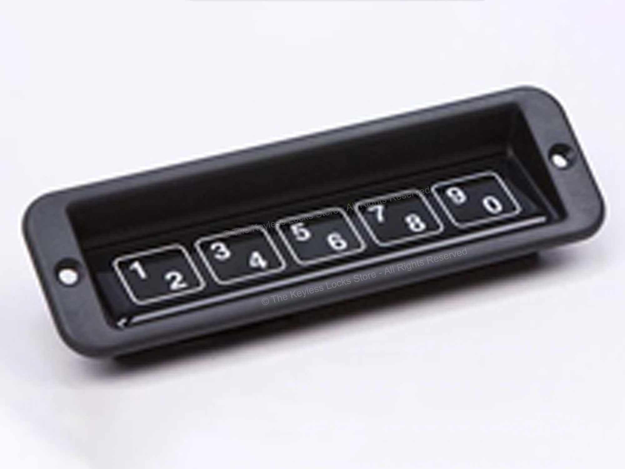 Rv Keyless Entry Rv Keypad Door Lock Truck Keyless Entry Lock