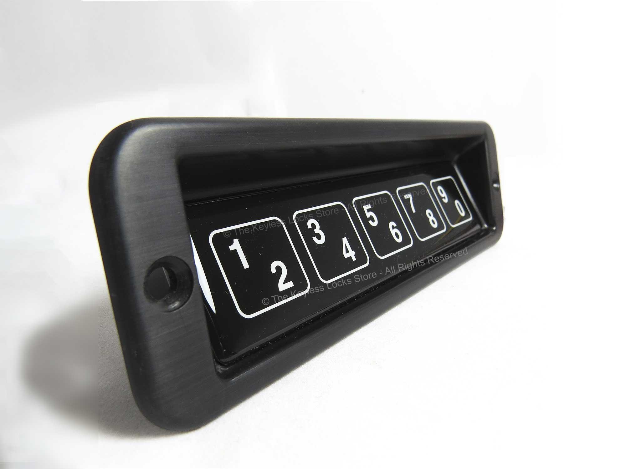Truck Amp Rv Keyless Entry Door Lock Rv Keypad Lock