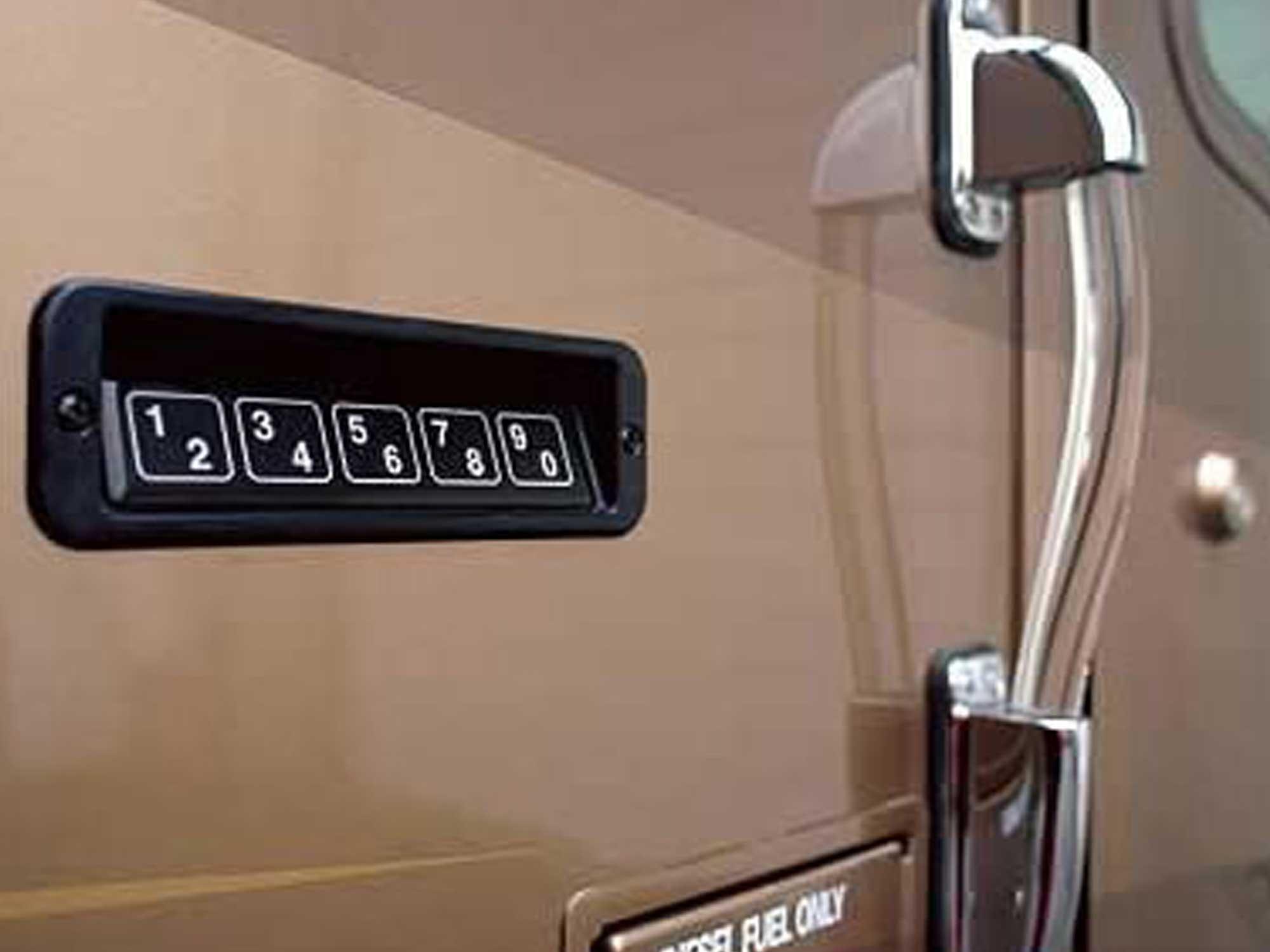 Essex KE1701 Keypad Lock for RVs & Trucks
