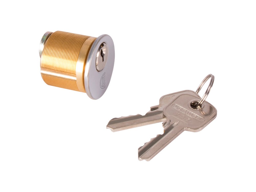 Locinox Replacement Key Cylinder Set for LUKY (MRT-118)
