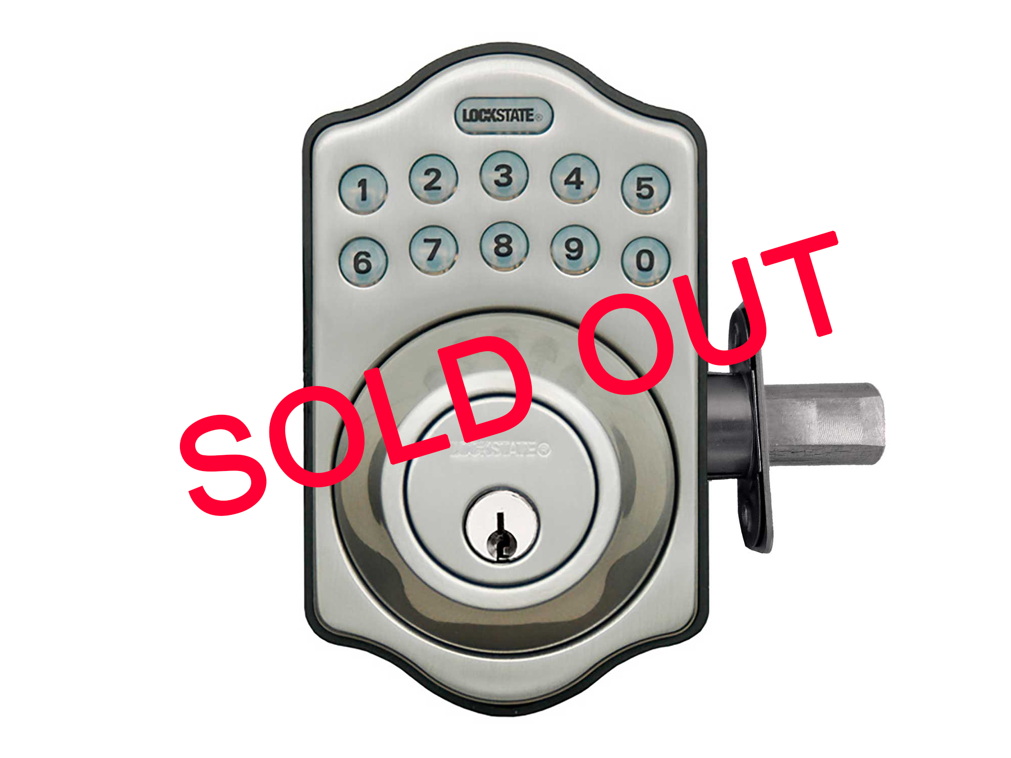 LockState RemoteLock WiFi Deadbolt 5i-A