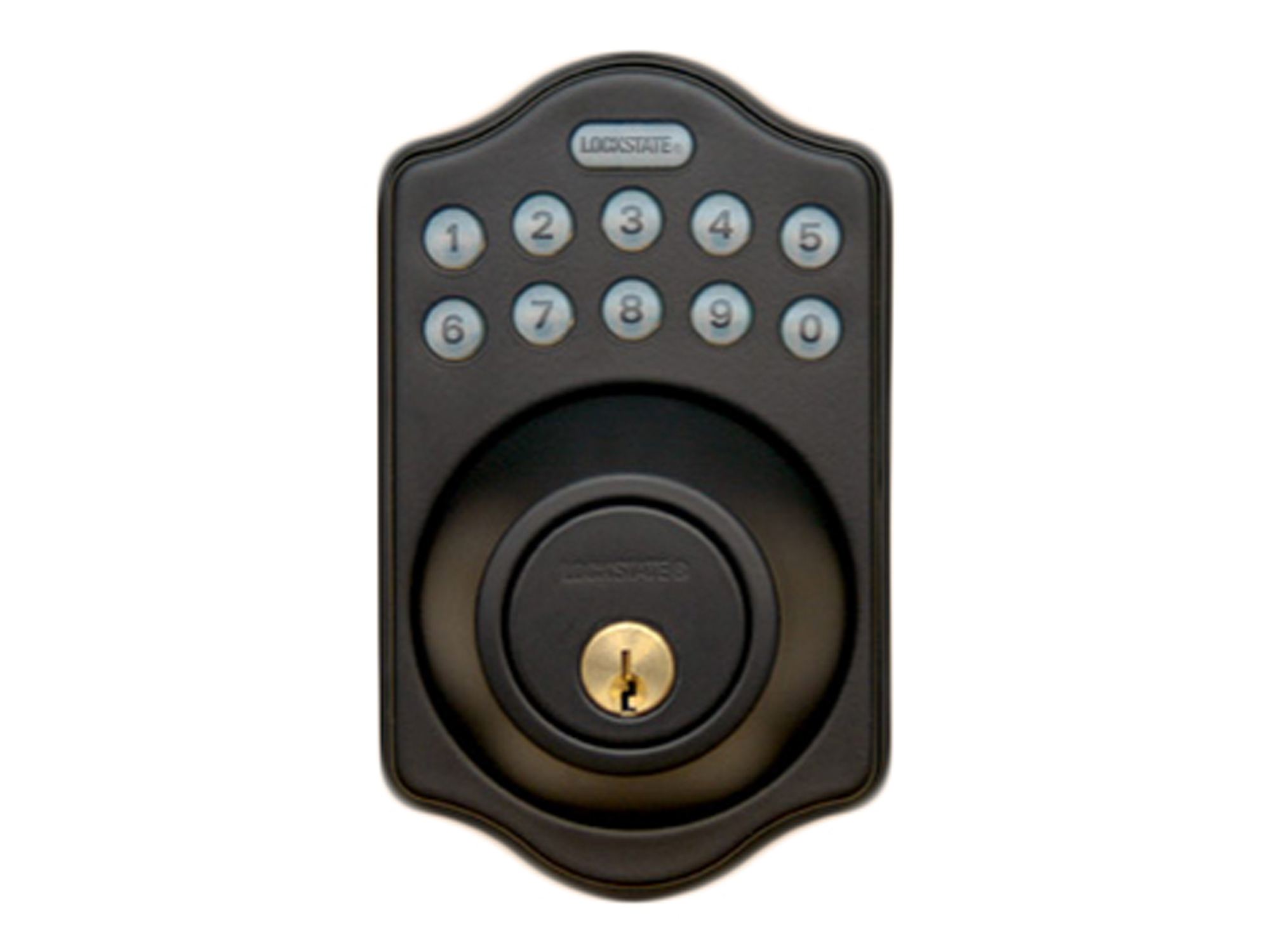 LockState RemoteLock WiFi Deadbolt 5i-A - Click Image to Close