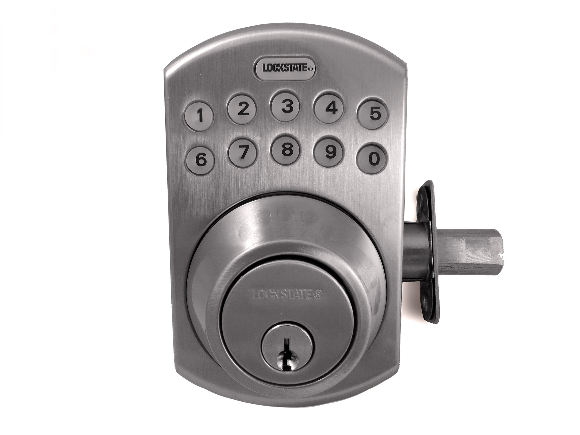 LockState RemoteLock WiFi Deadbolt 5i-B