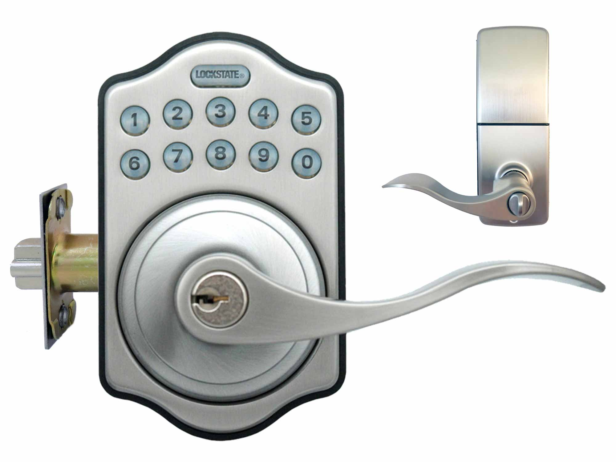 LockState RemoteLock WiFi Lever-Handle Latchbolt 5i-A