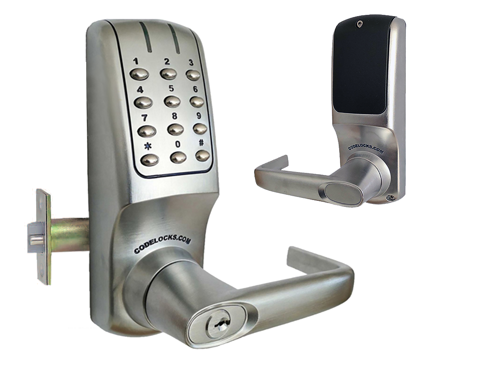 LockState RemoteLock WiFi Lever-Handle Latchbolt 7i