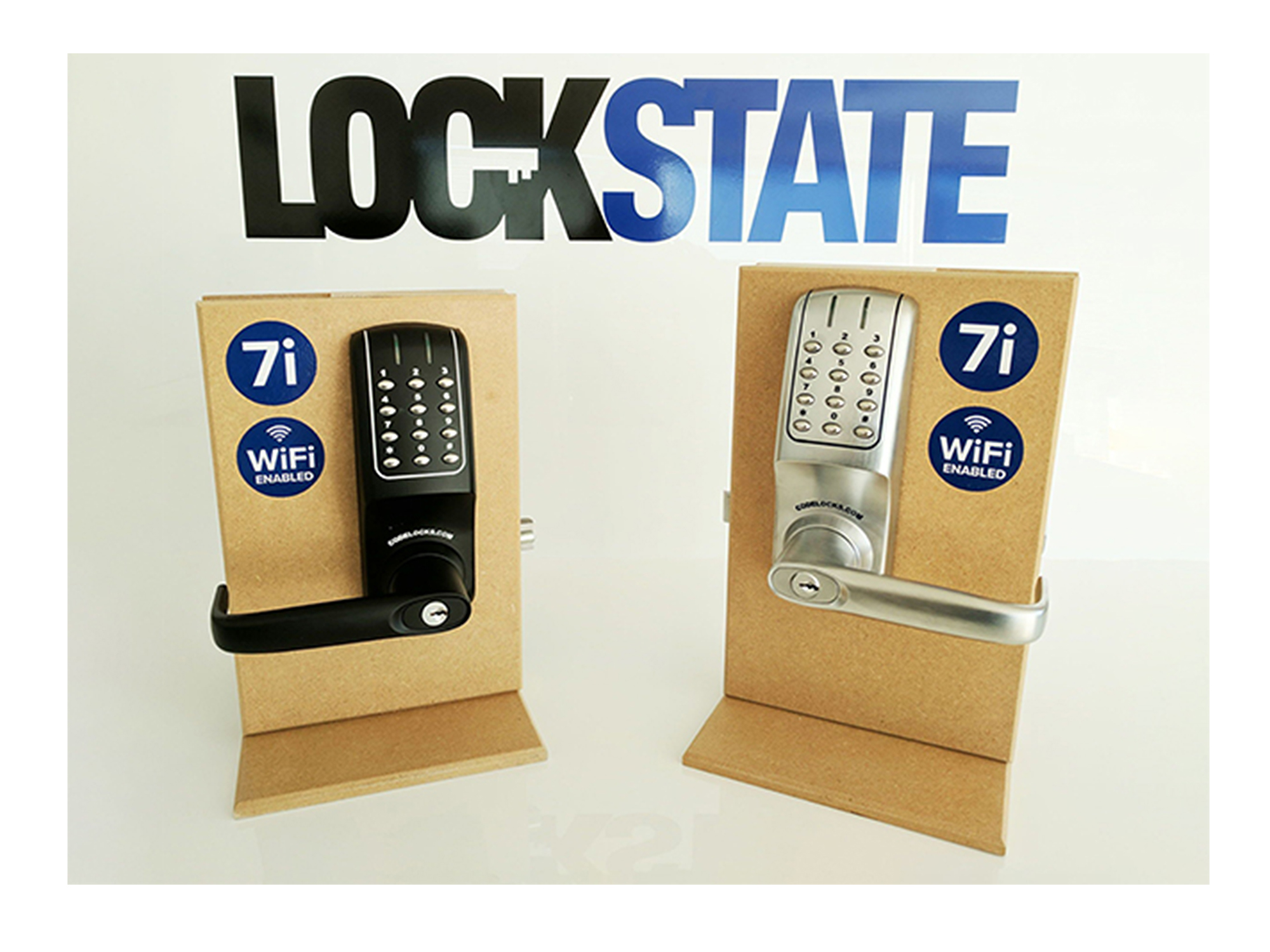 LockState RemoteLock WiFi Latchbolt 7i-LB