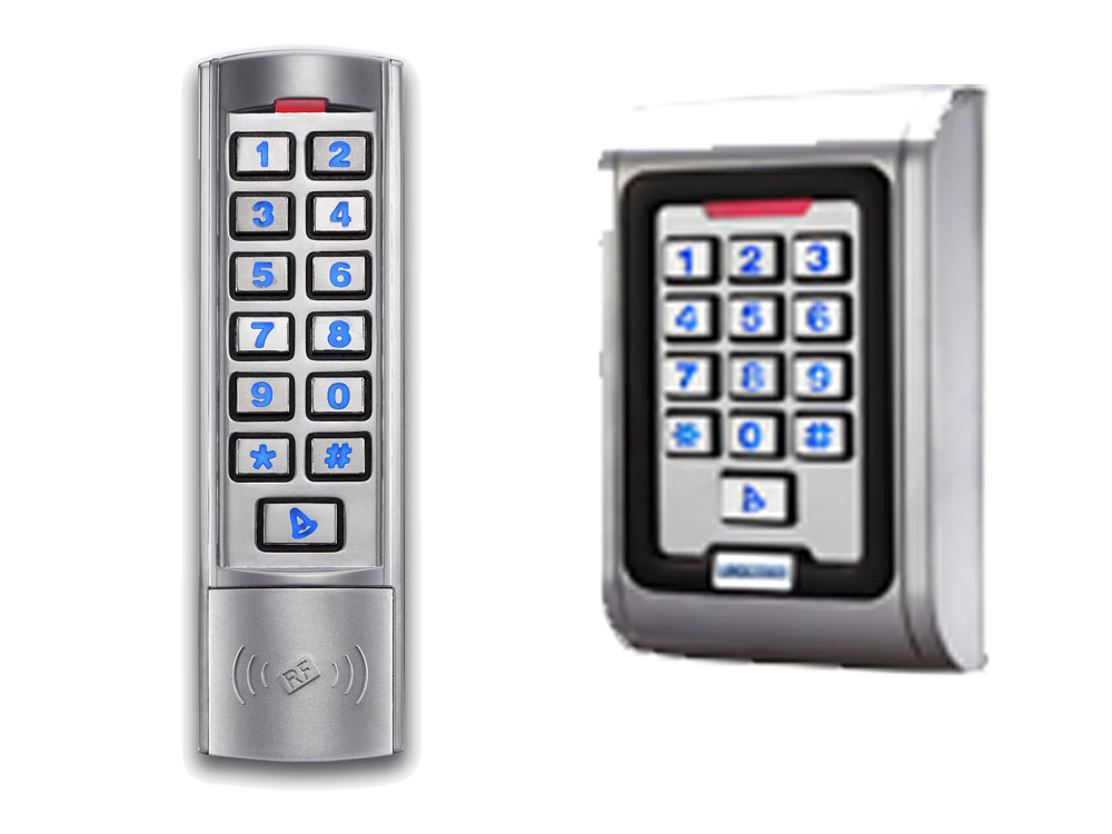 Remotelock Keypad/Proximity Card Reader for ACS