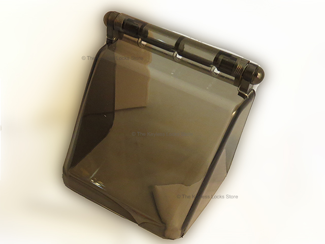 Lock Cover - Weatherproof Polycarbonate