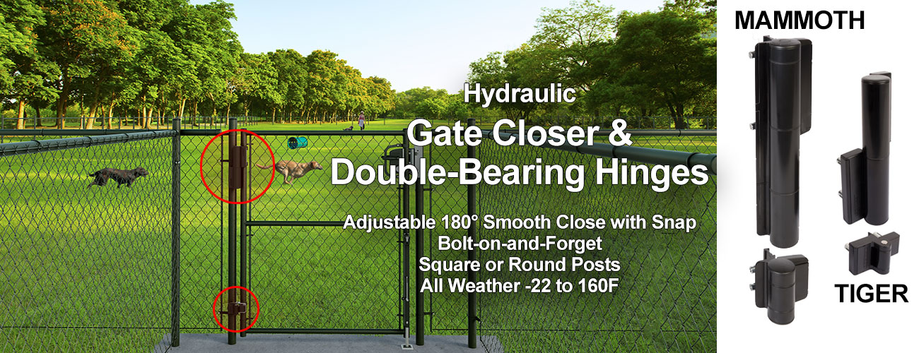 Hydraulic Closer & Hinge Systems