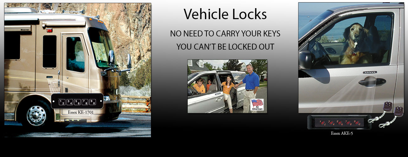 Vehicle locks to make your life easier...