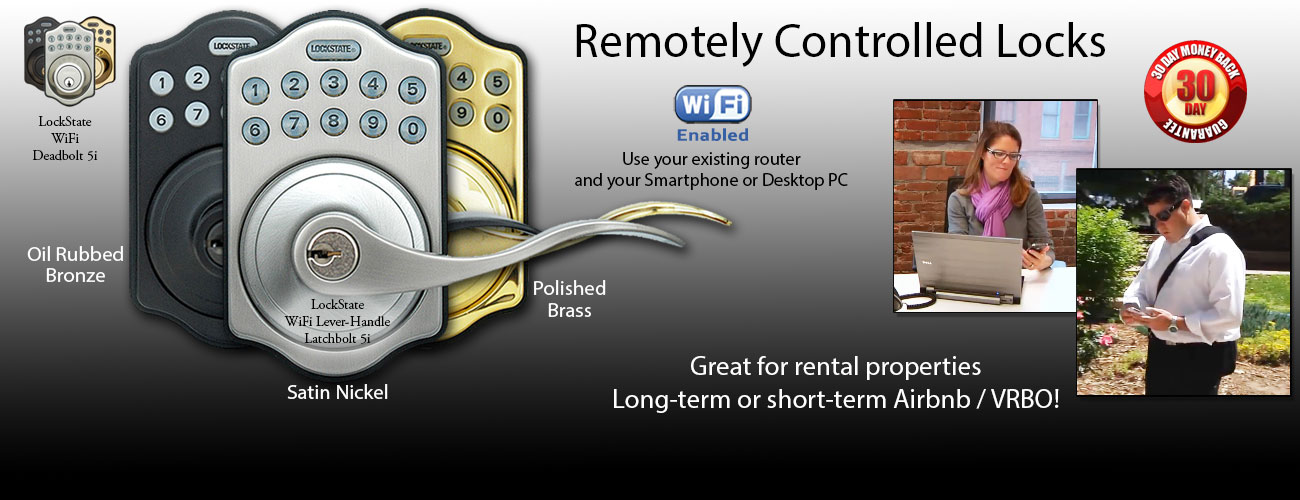 WiFi Locks for Rental Properties
