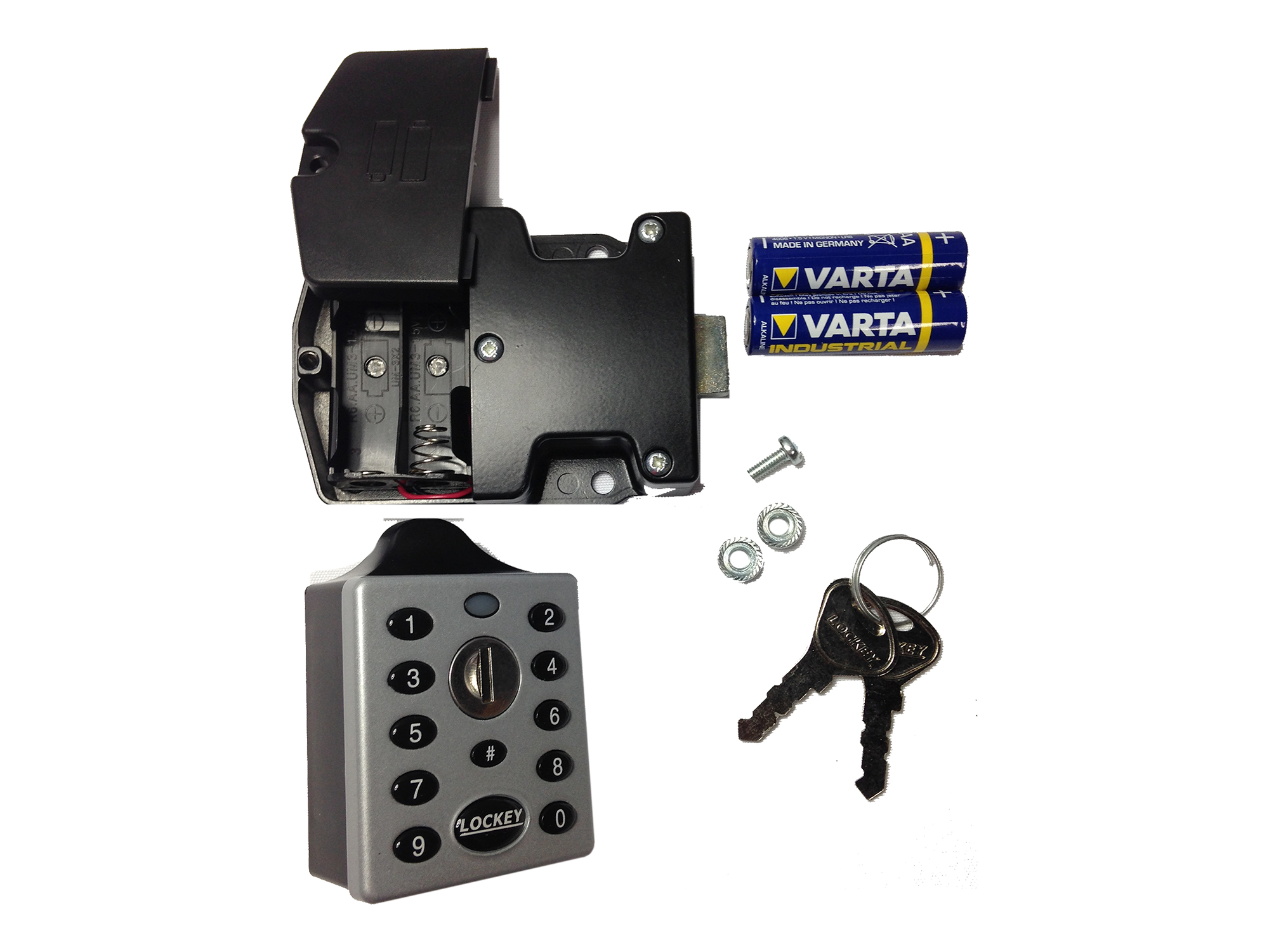 Lockey EC790 Electronic Locker Lock
