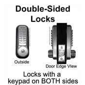 Double-Sided Locks