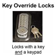 Key Override Category