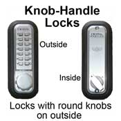 Knob-Handle Locks