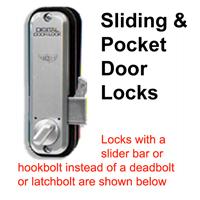 Sliding/Pocket Door Locks