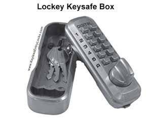 PT31 Lockey Keysafe Box
