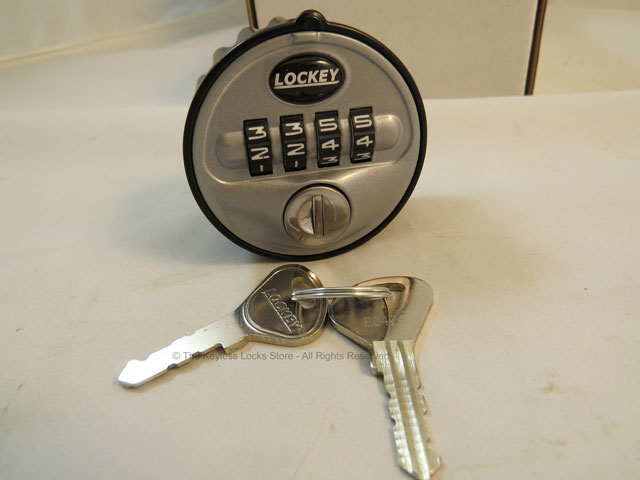 Lockey MC728 Mechanical Cam Combination Lock