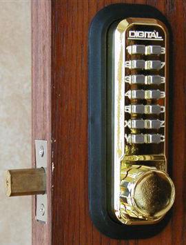 Lockey 2210 Deadbolt Lock Lockey 2210 Deadbolt Keypad