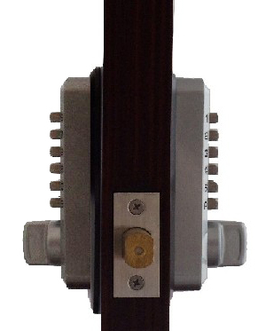 Lockey M210DC EZ Double-Sided Deadbolt Keypad Lock