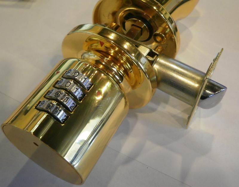 GSA01 Door Knob Lock