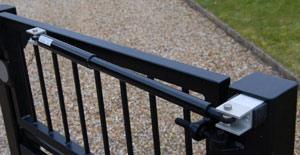 Lockey Easy Pedestrian Hydraulic Gate Closer Keyless