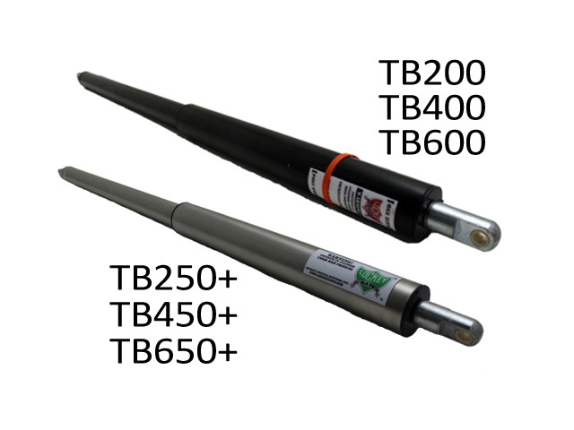 Lockey TB-Series Gate Closers (TB200,TB400,TB600,TB250+,TB450+,TB650+)