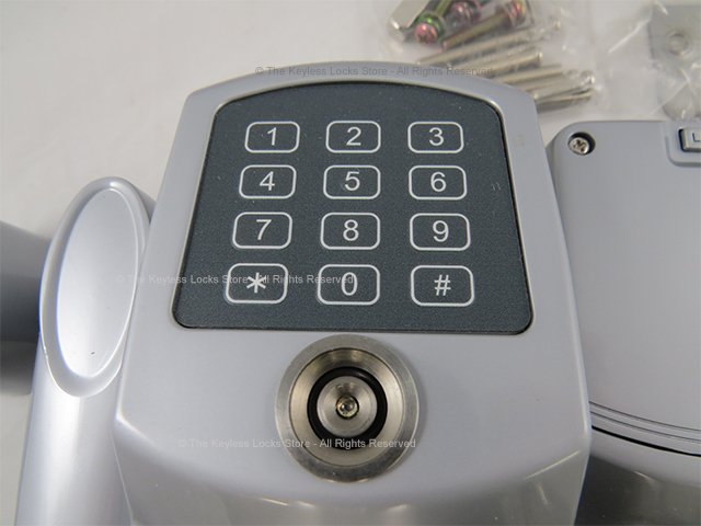 Eternity E4 iButton Keypad Lock - Click Image to Close