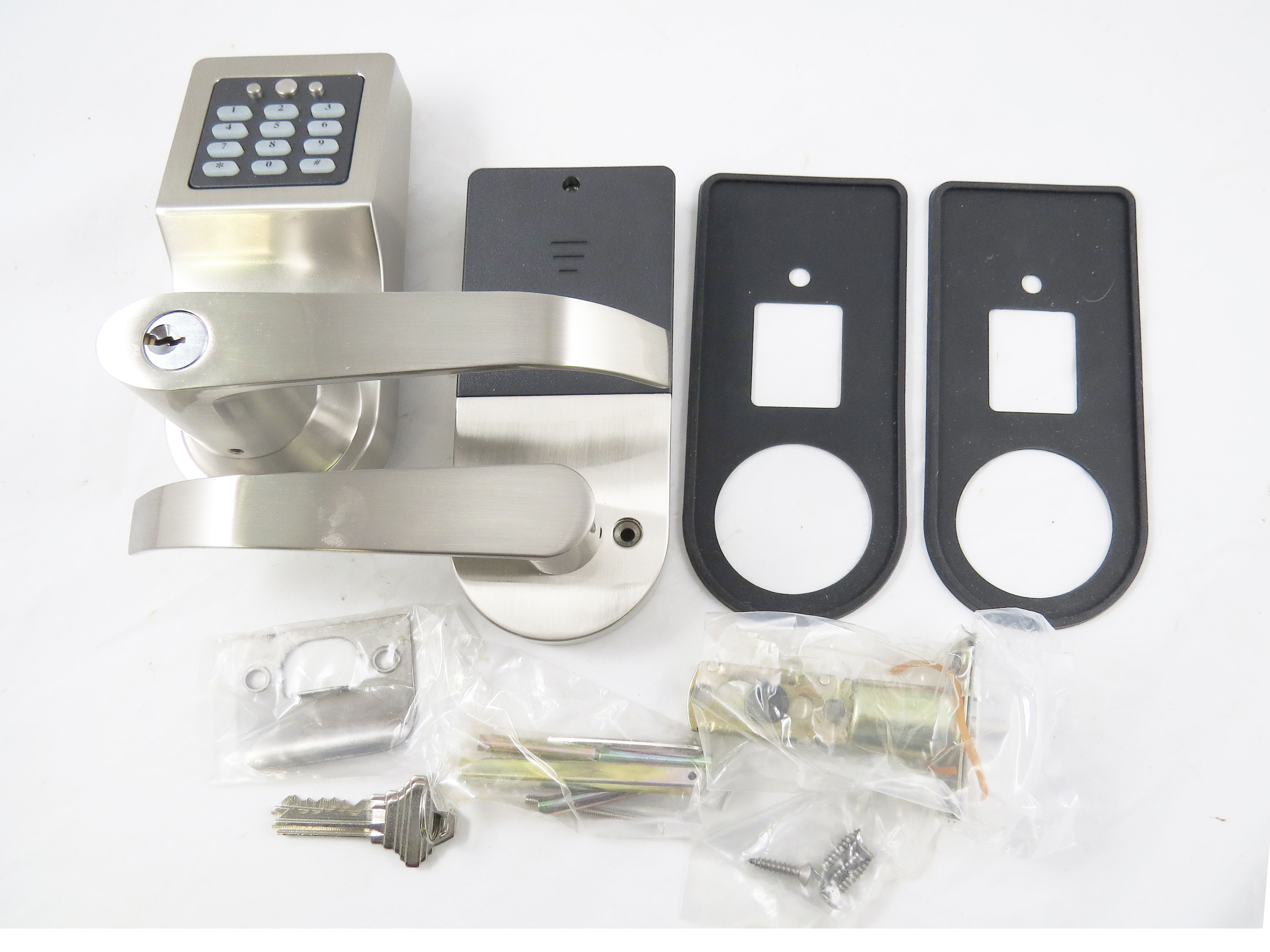 Eternity E6 iButton Keypad Lock with Lighted Keypad