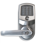 Eternity E4 Medium-to-Heavy-Duty iButton Keypad Lock