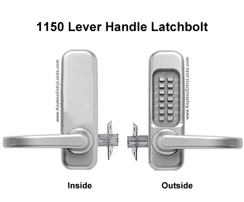 11 Installation And Documentation Keyless Entry Locks Keypad